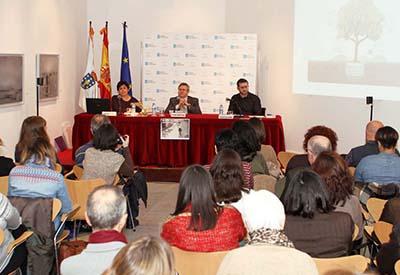 Pena, Jiménez e Pichel, co público